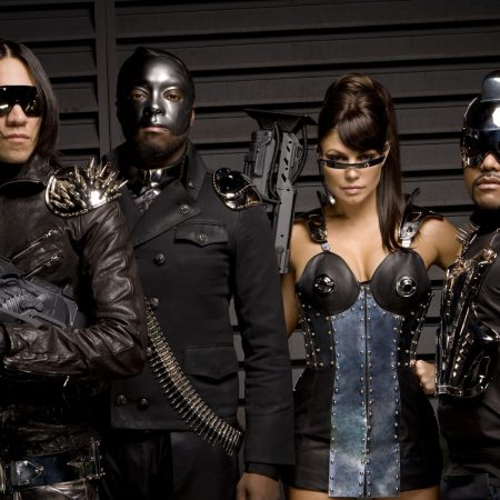 black eyed peas, band, weapons