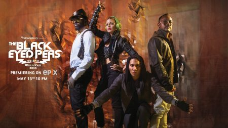 black eyed peas, poster, dance