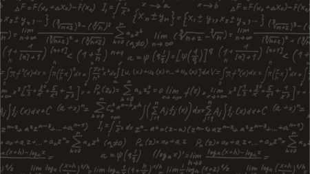black, formula, board