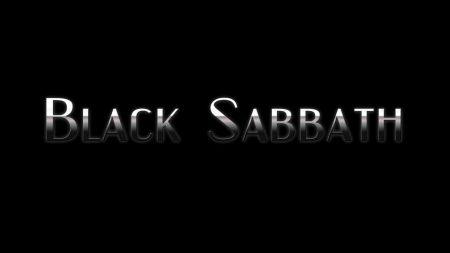 black sabbath, font, background