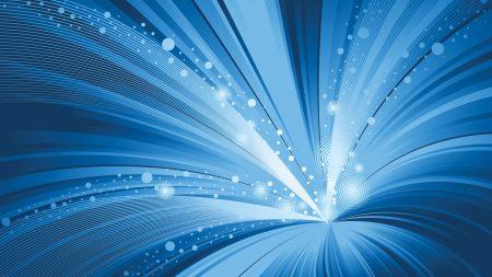 blast, lines, blue