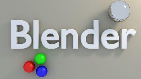blender, letters, balloons