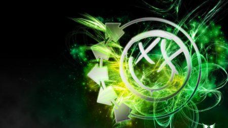 blink-182, logo, smile