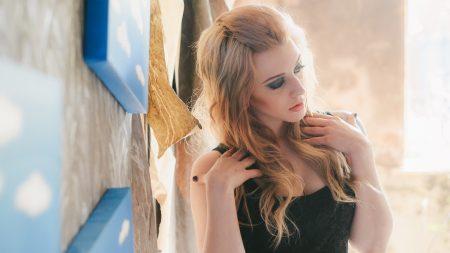 blonde, photo shoot, style
