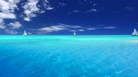 blue water, sailing vessels, gulf