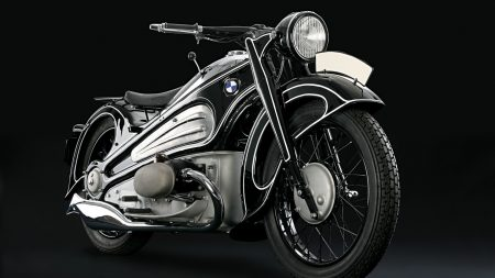 bmw, bike, black