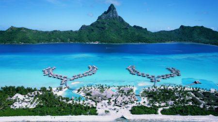 bora-bora, resort, islands