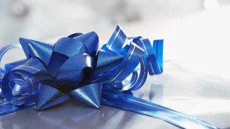 bow, ribbon, gift