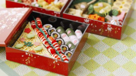 box, souvenir, red