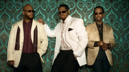 boyz ii men, glasses, suits
