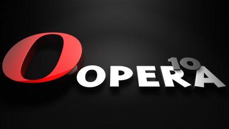 brand, opera, browser