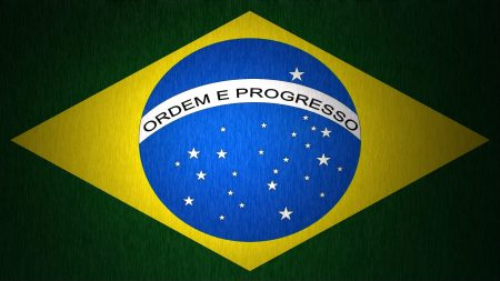 brazil, flag, symbol