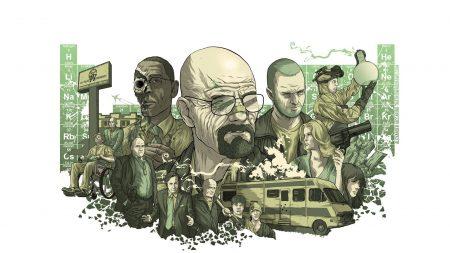 breaking bad, characters, heisenberg