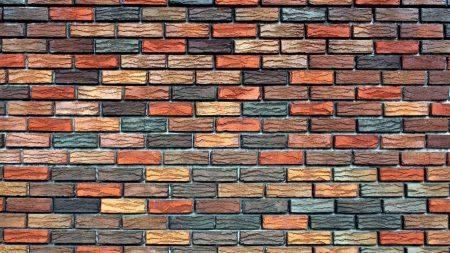 bricks, texture, background