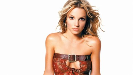 britney spears, dress, chest