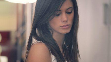 brunette, eyes, charming