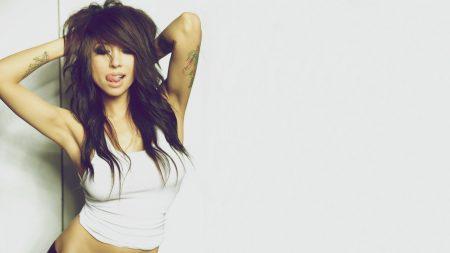 brunette, tattoos, hands