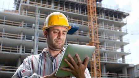 builder, building, helmet