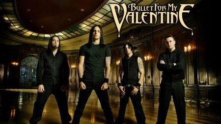 bullet for my valentine, band, members