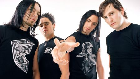 bullet for my valentine, hand, fingers