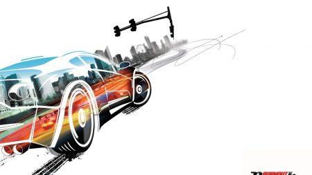 burnout paradise, car, graphics