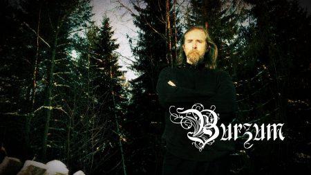 burzum, forest, beard