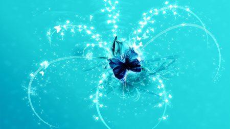 butterfly, wings, flutter