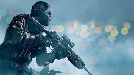 call of duty ghosts, activision, infinity ward