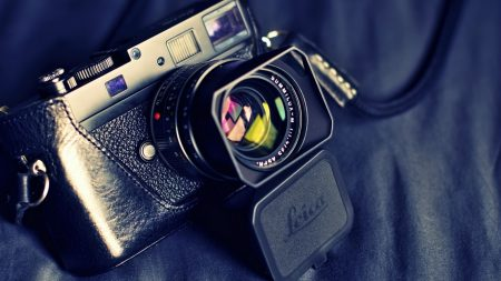 camera, close-up, retro