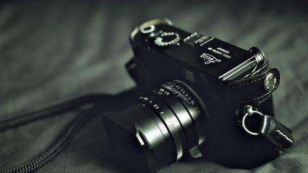 camera, dark, model