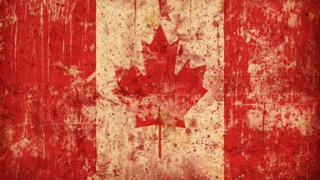 canada, flag, symbol