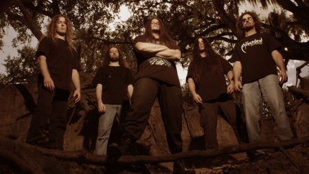 cannibal corpse, trees, t-shirts