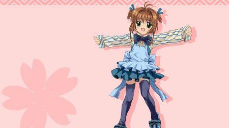 card captor sakura, kinomoto sakura, girl