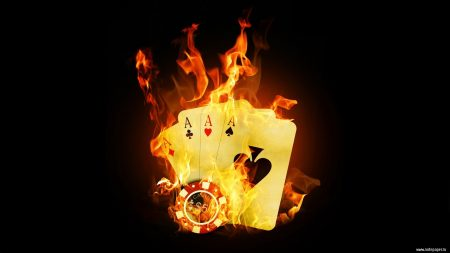 cards, chip, aces