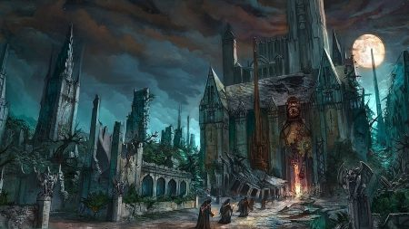 castke, ruins, hours