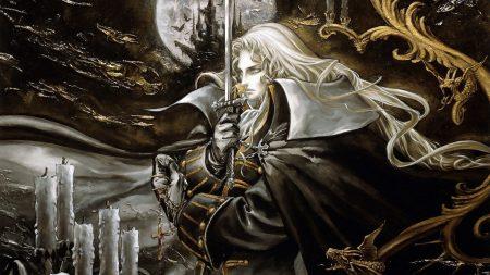 castlevania, leon belmont, knight