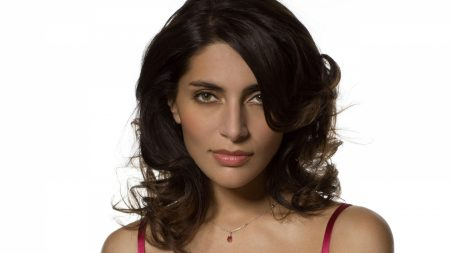 caterina murino, brunette, face