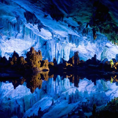 cave, stalactites, stalagmites