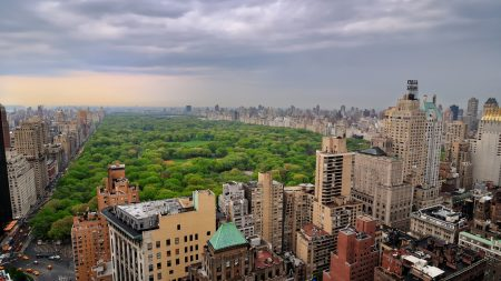 center of new york, big city, new erc