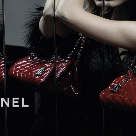 chanel, girl, bag