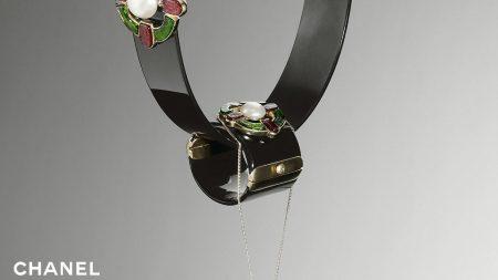 chanel, ring, bracelet