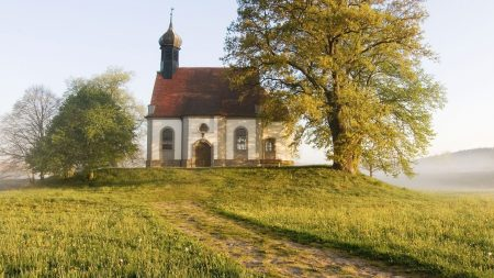 chapel, bavaria, germany