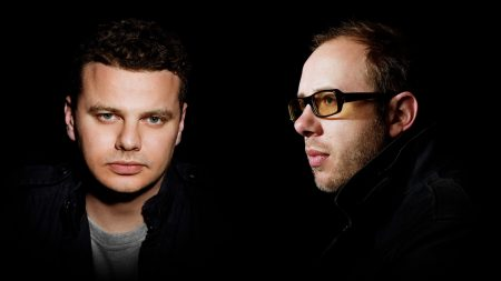 chemical brothers, look, photo-set
