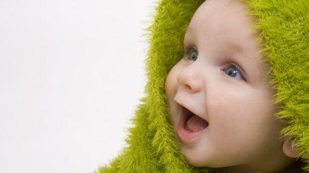 child, happiness, eyes