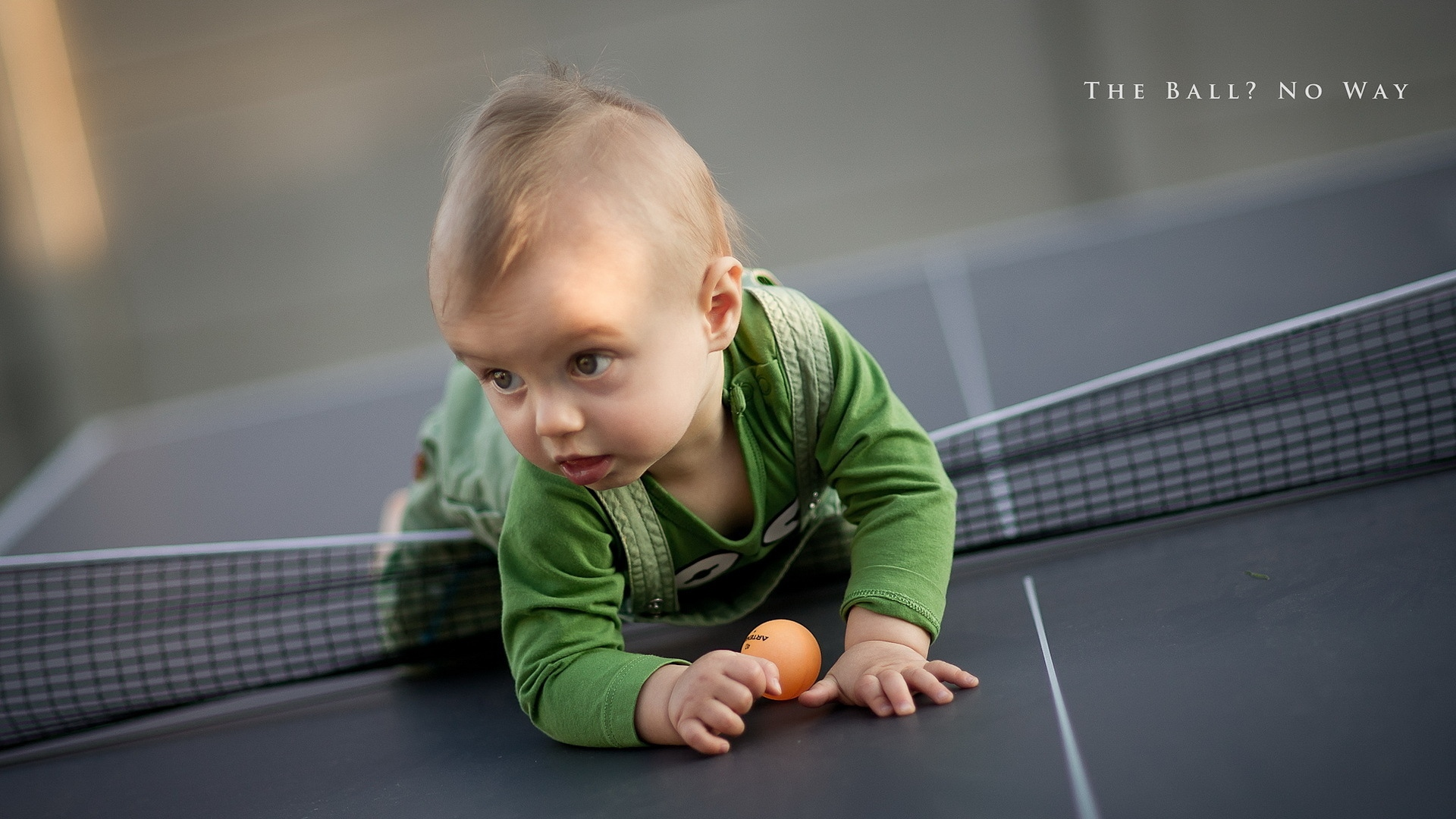 Download Wallpaper 1920x1080 Children Table Tennis Lie Table Full Hd 1080p Hd Background