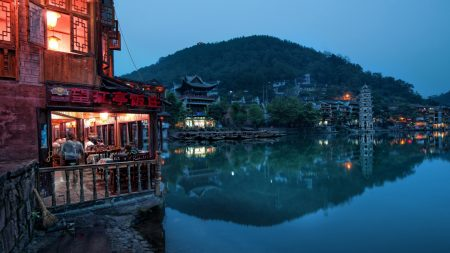 china, east, venice