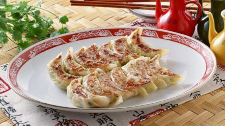 chinese cuisine, pelmeni, hot