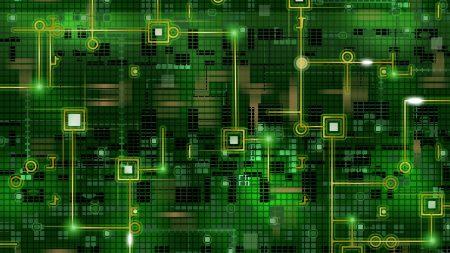 chip, grid, background
