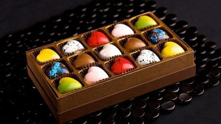 chocolate, candies, allsorts