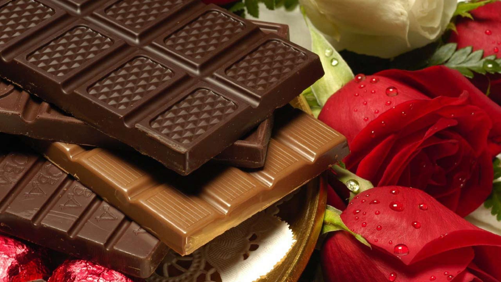 картинки шоколад день шоколада всего приходится